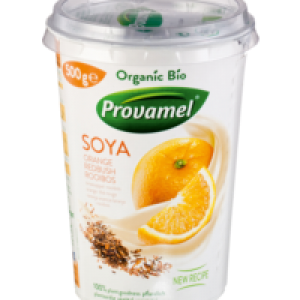 Provamel - soy dessert with orange and rooibos 500g