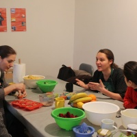 Cooking classes 07/02/2015. - 1